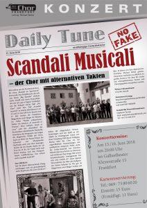 Scandali Musicali